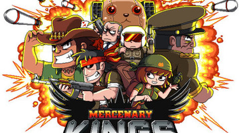 Kas ir Mercenary Kings?