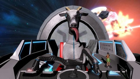 Goat Simulator - Waste of Space DLC