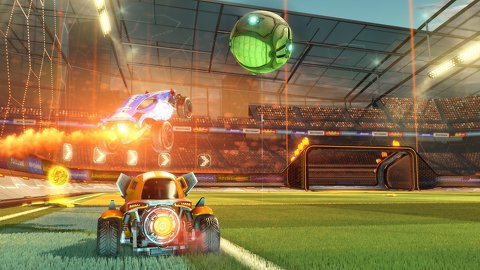 Rocket League saņems Steam Workshop atbalstu!