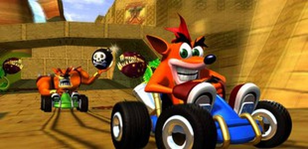 Video apskats: Crash Team Racing