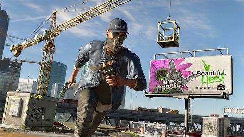 Watch Dogs 2 uz PC pārcelts